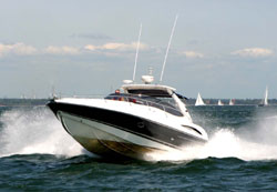 Sunseeker Superhawk 34 Charter